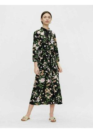 BLUMENPRINT - Sukienka koszulowa - black