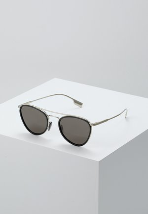 Sunglasses - light gold/black