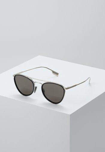 Sunglasses - light gold/black
