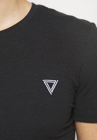 Pier One - T-shirt - bas - black - 4