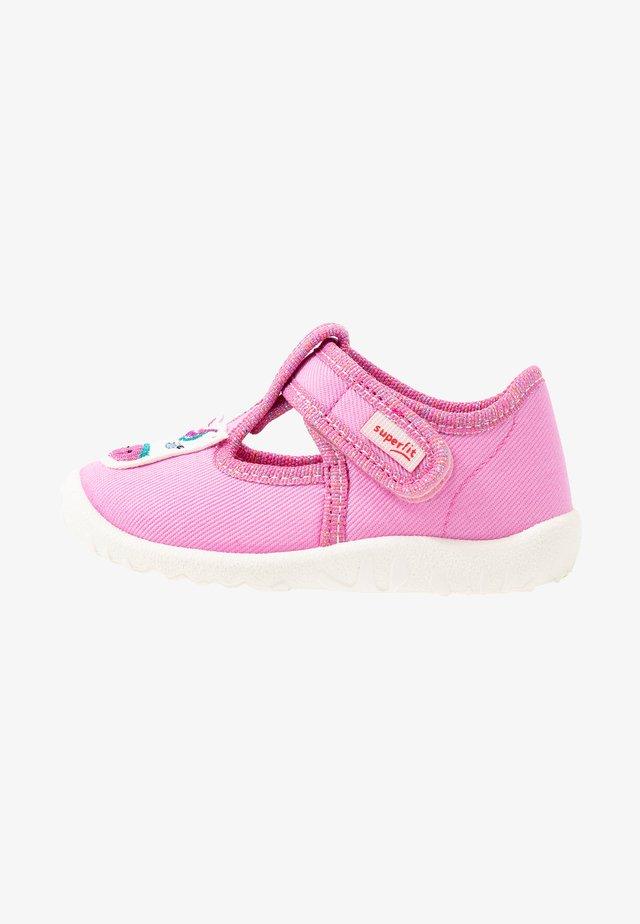 SPOTTY - Slippers - rosa