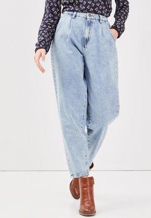 Relaxed fit jeans - denim bleach