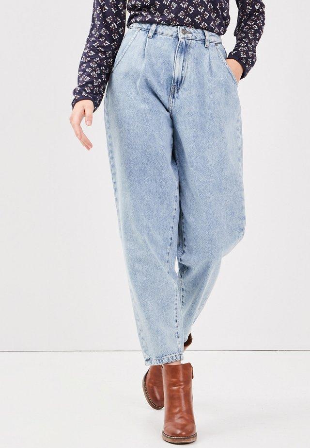 Jeans baggy - denim bleach