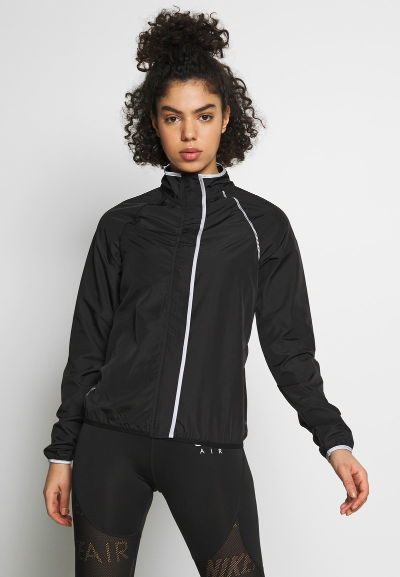ONLY Play - ONPPERFORMANCE RUN JACKET - Løbejakker - black