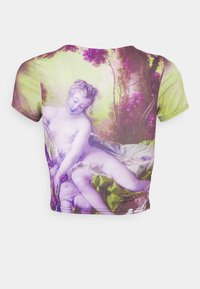 NEW girl ORDER - CHERUB CROP - Camiseta estampada - multi-coloured - 1