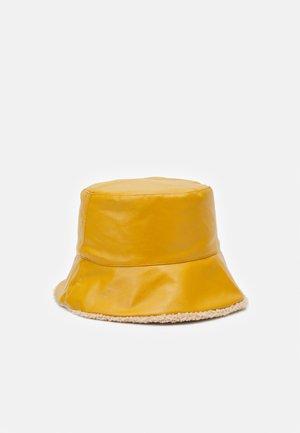 REVERSIBLE BUCKET HAT - Hat - warm sand