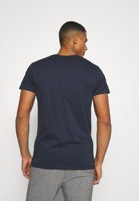 REVOLUTION - Basic T-shirt - dark blue - 2