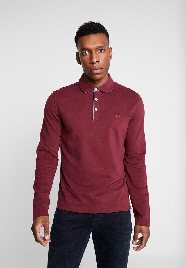 Polo shirt - windsor wine