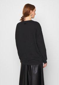 10DAYS - PRINT - Sweater - black - 2