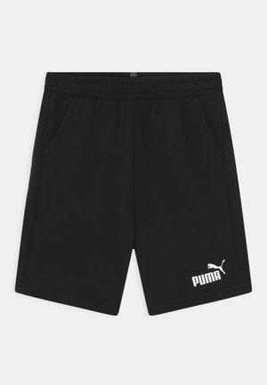 UNISEX - Krótkie spodenki sportowe - puma black