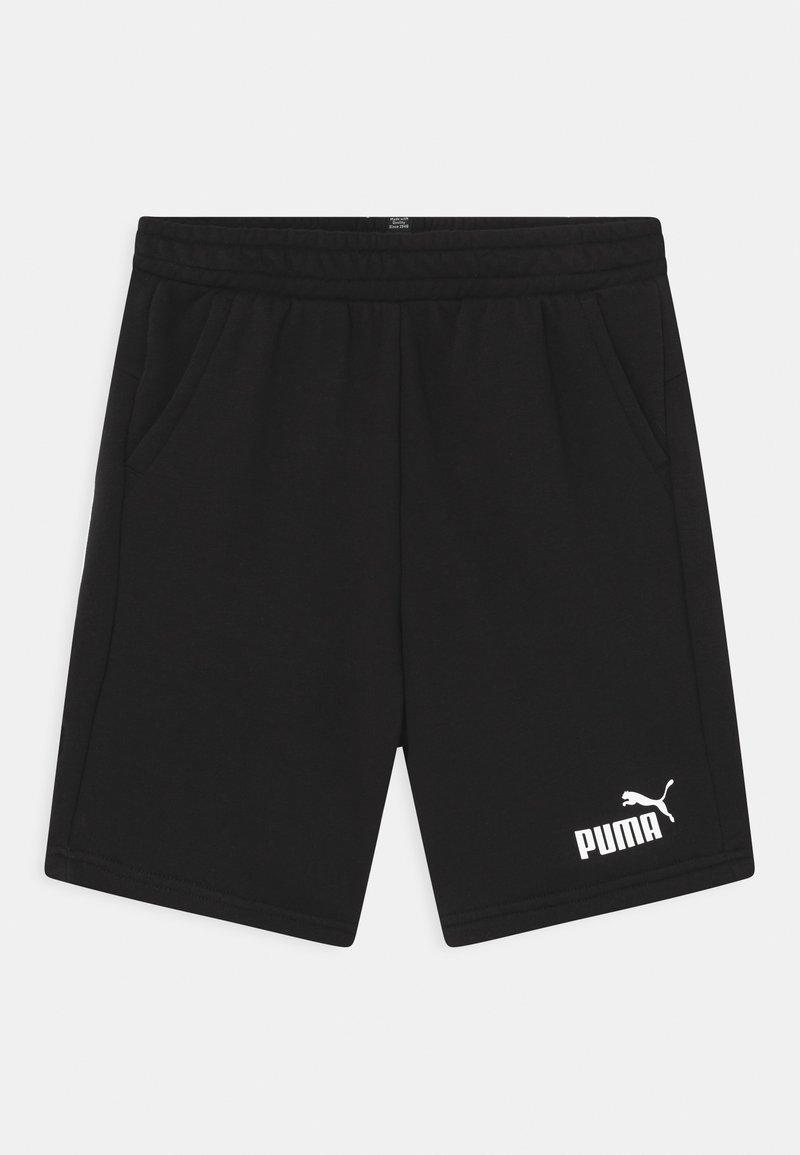 Puma - UNISEX - Sports shorts - puma black