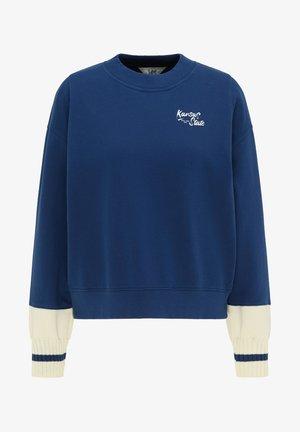 Sweatshirts - asphalt grey/glo pink