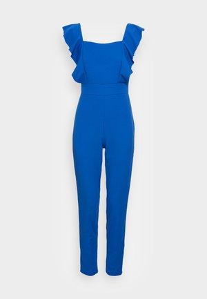 DIPA FRILL DETAIL - Combinaison - royal blue