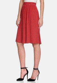 Vive Maria - Monaco  - Pleated skirt - red - 3