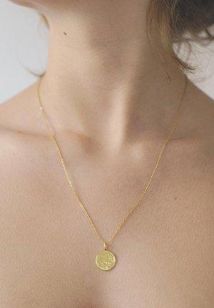 KAMON NECKLACE - Collana - gold