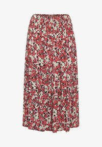 Soaked in Luxury - SLINDIANA  - Pleated skirt - multifloral cardinal - 5