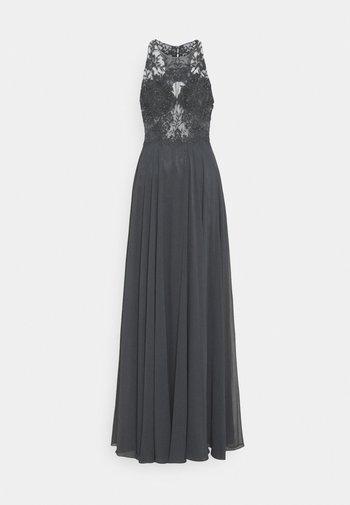 Společenské šaty - charcoal