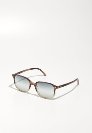 Sunglasses - gradient brown havana