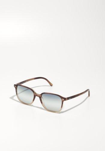 Sunglasses - gradient brown havana