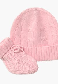 Polo Ralph Lauren - APPAREL ACCESSORIES SET - Čepice - morning pink - 2