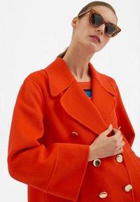 Luisa Spagnoli - Short coat - rosso - 3