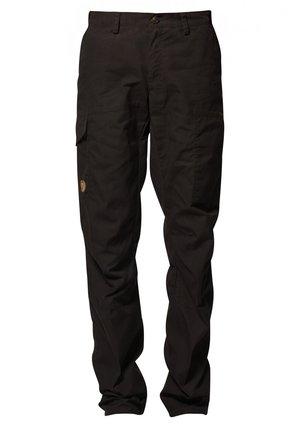 KARLA TROUSERS - Cargo trousers - dark grey