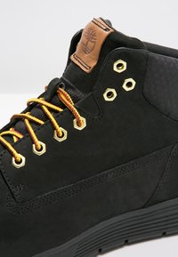 Timberland - KILLINGTON - Lace-up ankle boots - black - 9