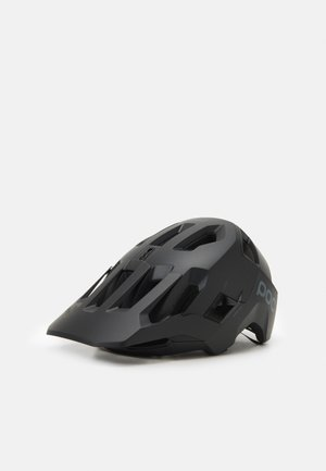 KORTAL UNISEX - Helm - uranium black matt