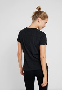 Hunkemöller - REGULAR  - Print T-shirt - black - 2