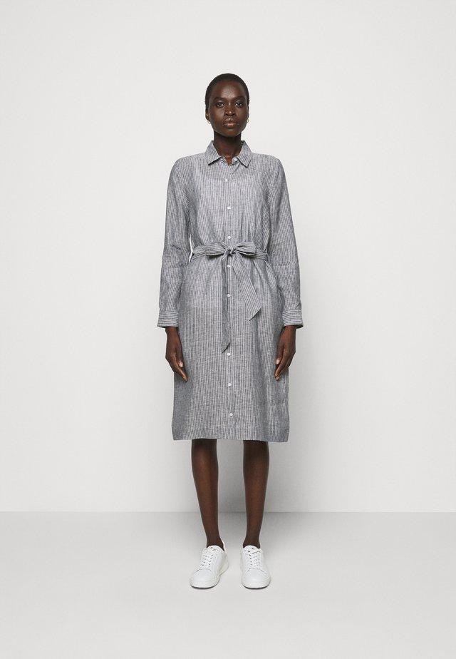 TERN DRESS - Shirt dress - navy