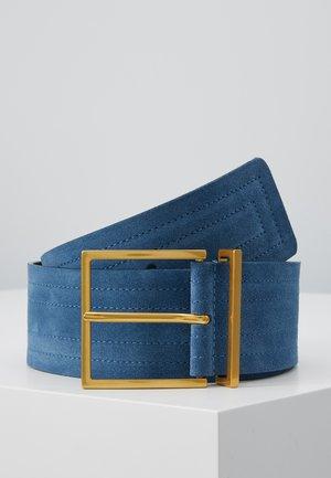 Belt - bleu denim