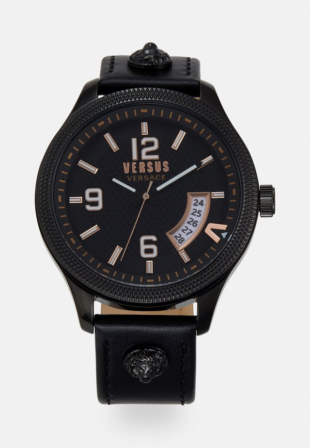 REALE - Watch - black