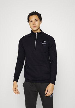 DIVERGENT - Sweatshirt - jet black/optic white