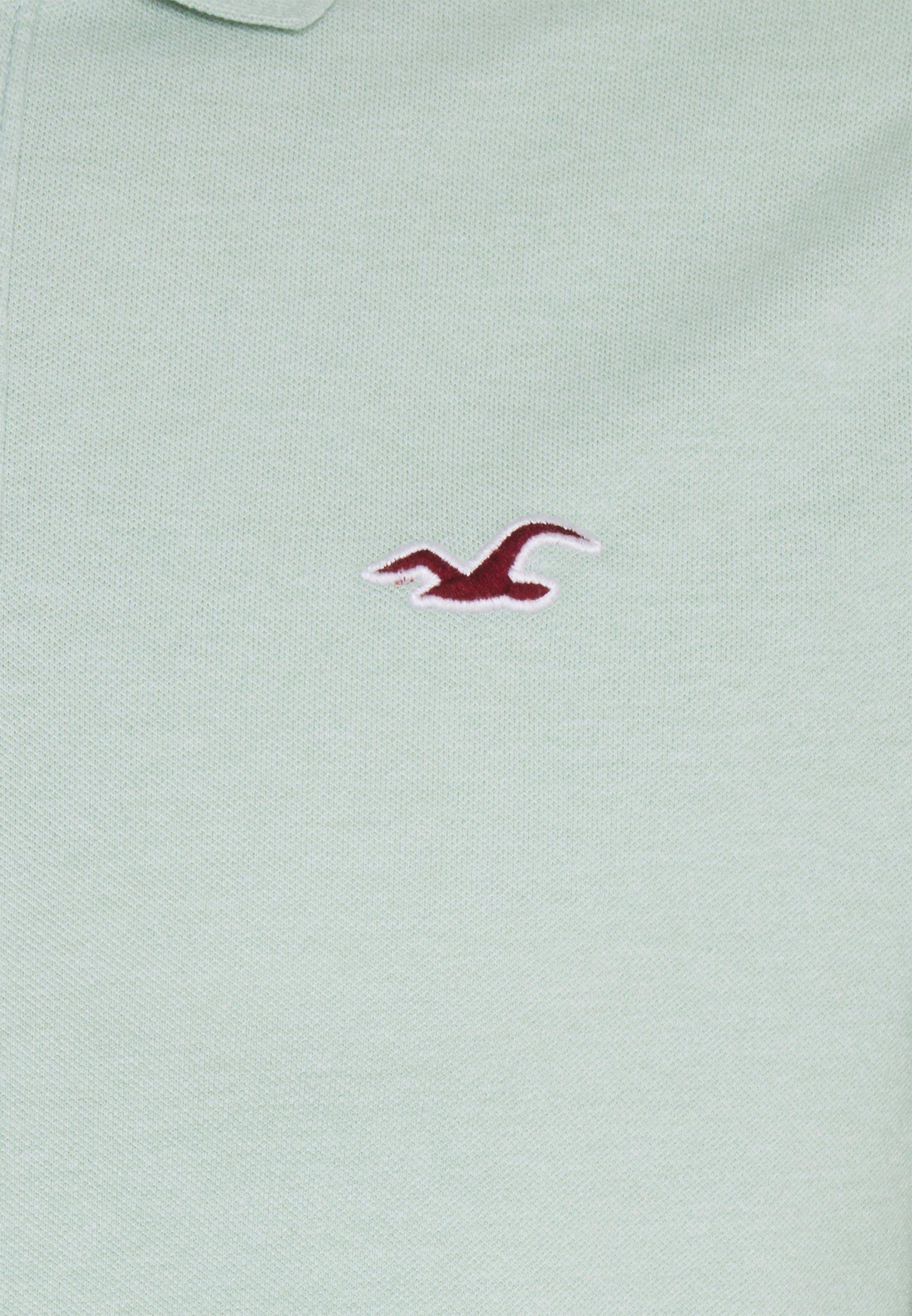 Hollister Co. Polo shirt - textural mint rf3GX