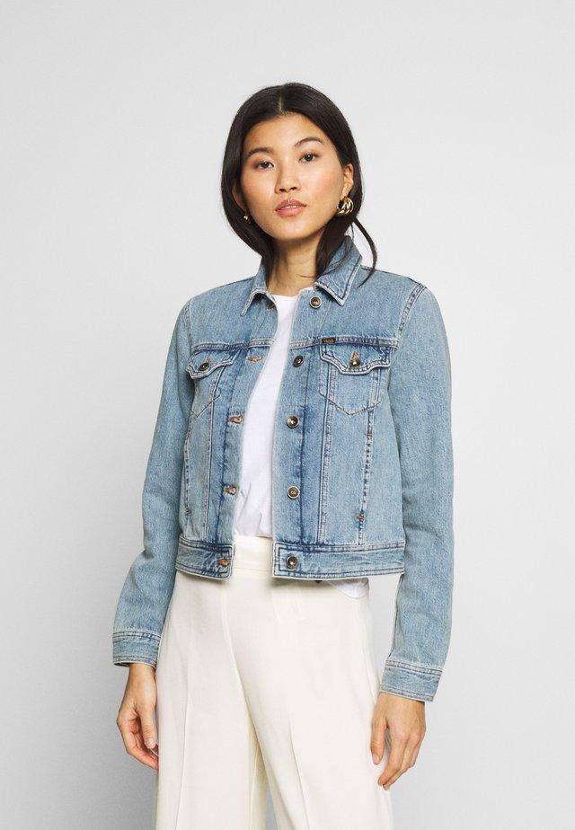 NEST - Kurtka jeansowa - light blue