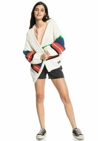 Quiksilver - OUTER SUNSET EQWSW03007 - Cardigan - white str outer sunset - 1
