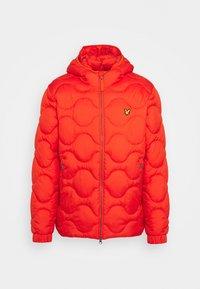 Lyle & Scott - WADDED JACKET - Light jacket - burnt orange - 6