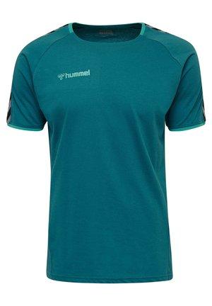 HMLAUTHENTIC - T-shirt print - celestial
