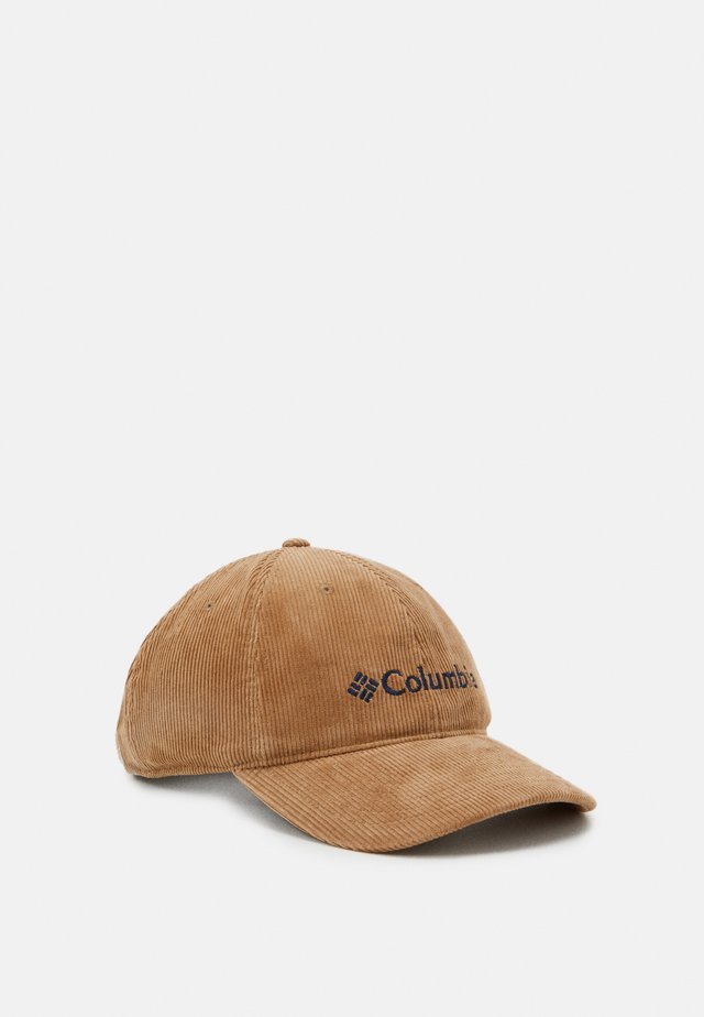 LODGE ADJUSTABLE BACK BALL UNISEX - Cap - brown