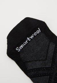Smartwool - PHD RUN MICRO BLACK - Sportssokker - black - 2