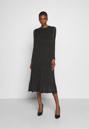 KADINAH DRESS - Day dress - black deep