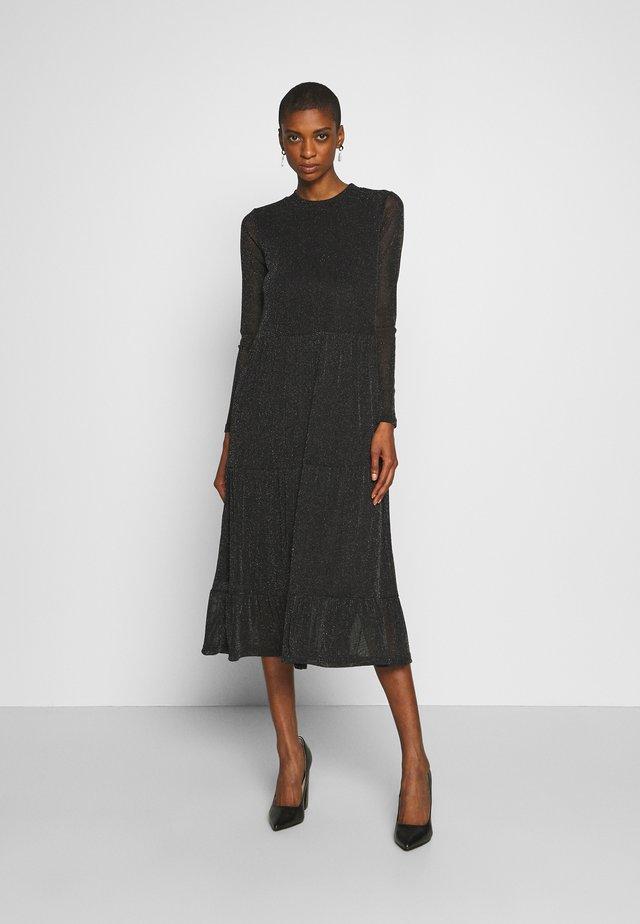 KADINAH DRESS - Kjole - black deep