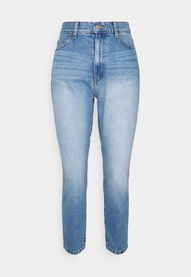NORA PETITE - Jeans baggy - empress blue