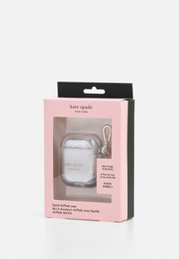kate spade new york - GLITTER AIRPOD CASE - Phone case - multi - 2