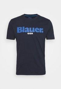 Blauer - T-shirt con stampa - blue - 5