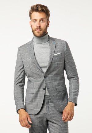 SAKKO FUTUREFLEX GRANT - Suit jacket - hellgrau