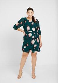 Vero Moda Curve - Day dress - ponderosa pine/vera - 1