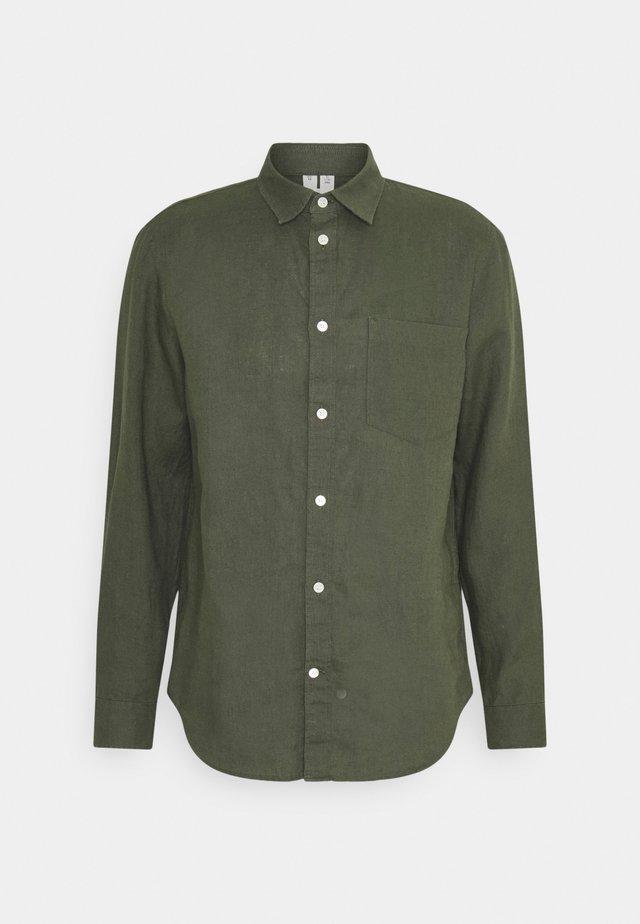 BALTHASAR SHIRT - Shirt - khaki/green