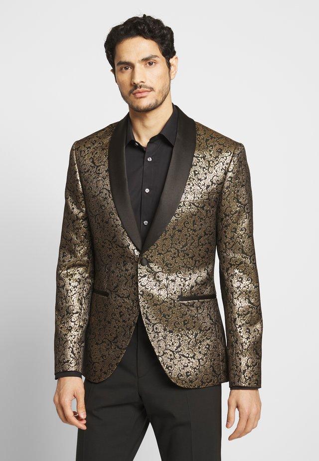 Blazer jacket - gold