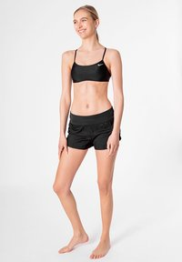 Nike Swim - Swimming shorts - black - 1